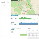 Running Activity 7_53 km - Runkeeper