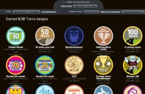 Smashrun Badges I Roland